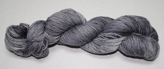 Ready to Ship - Hippogriff Hand Dyed Sock Yarn - Superwash Worsted