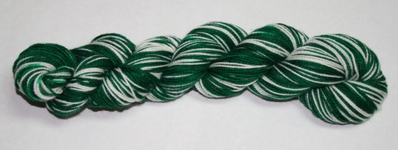 Spartans Self Striping Hand Dyed Sock Yarn
