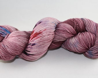 Dyed to Order - Cherry Pie Hand Dyed Yarn
