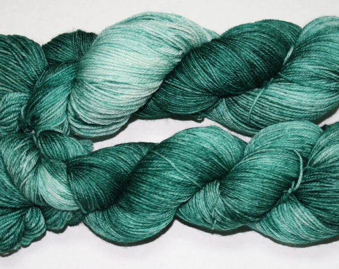 Ready to Ship - Crossing to France Hand Dyed Yarn - Tough DK