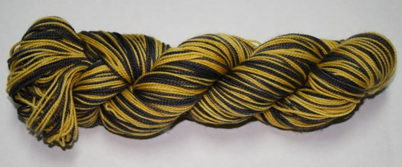 Bumble Bee Self Striping Sock Yarn