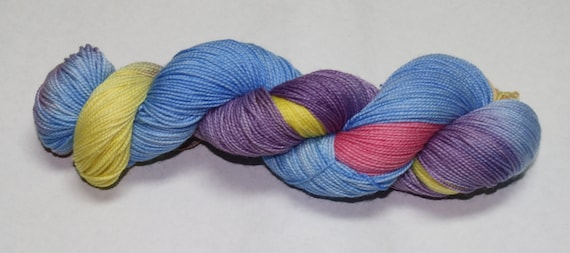 Luna Hand Dyed Sock Yarn