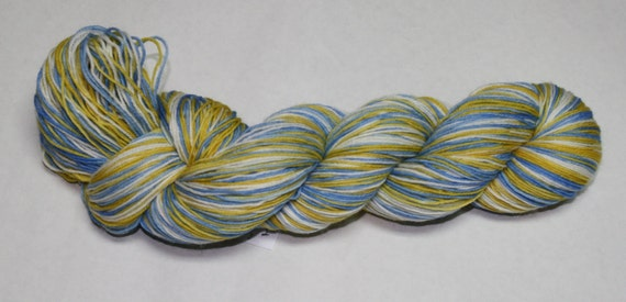 Sunshine In My Pocket Self Striping Sock Yarn