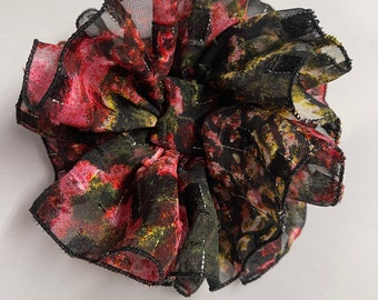 Evening Primrose Hair Bow - Made in the USA