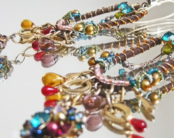 Posh Pendulum Earrings