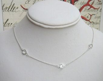 Giada Multi Gem Necklace