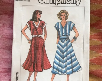Simplicity 8011 Its So Easy Holiday Table Runner Placemats Sewing Pattern