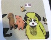 18 Illustrations Sticker Pack