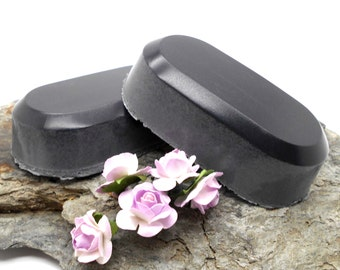 Charcoal Complexion Soap - Skin Conditions, Skin Problems, Breakouts, Pimples, Facial Detox, Face Toning, Anti Aging, Oily Skin