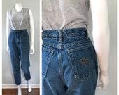 Vintage High Rise Jeans 1...