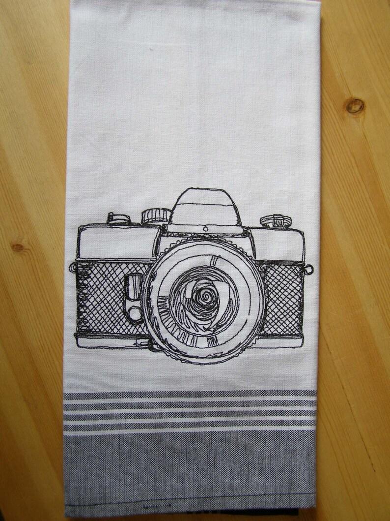 Camera Kitchen Towel image 0