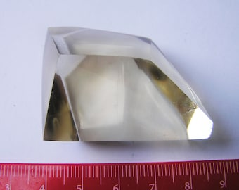 Gorgeous Polished Citrine Crystal - Natural , No Heat Treatment.