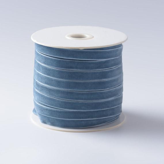 Per Metre 9mm Blue Note Velvet