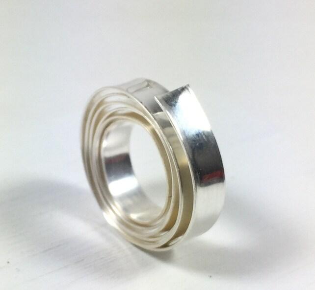 glatte Lünette Draht 3 ft fein Silber 3/16 x | Etsy