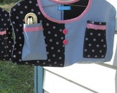 Patchwork Clothespin Bags...