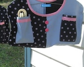 Patchwork Clothespin Bags