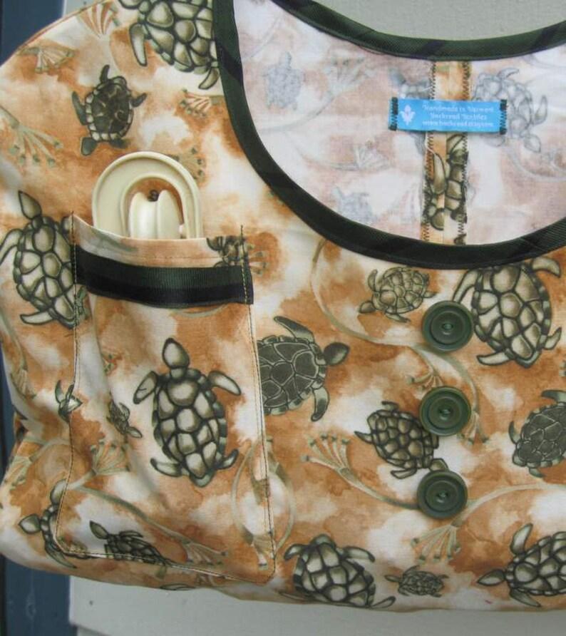 Clothespin Bags Wildlife Theme image 0