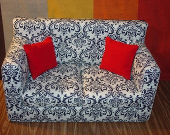 18 inch doll couch   Etsy