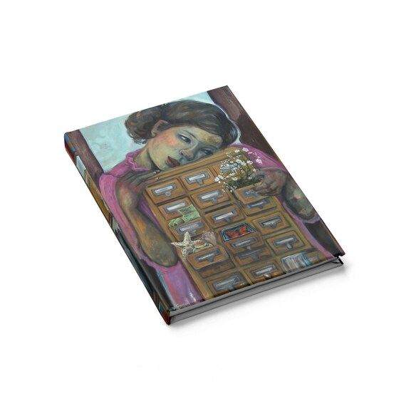 Compartments of Memories Journal - Blank