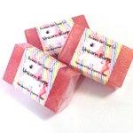 Unicorn Burps Candy Scent Mini GUEST BAR Vegan Glycerin Soap - 2 oz Soap Party Favors, Baby Shower, Bridal Shower, Birthdays, Weddings