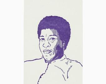 Octavia Butler notebook