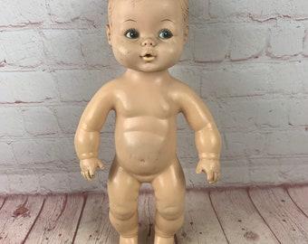 "Vintage 1970's Era Lorrie Brand Doll ""Brandon"""