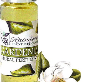 Gardenia Natural Perfume Oil
