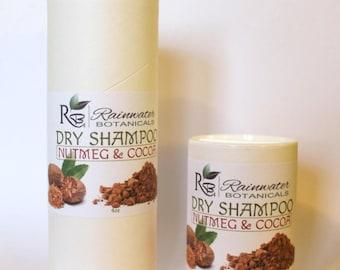 Nutmeg & Cocoa Dry Shampoo