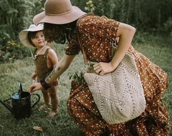 Instant Download, Bernadette Bag Crochet PATTERN