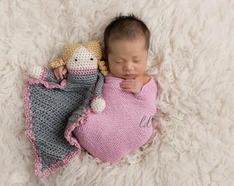Instant Download, Dolly Lovey Crochet PATTERN