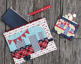 GONE GLAMPING Bag Pattern by This & That