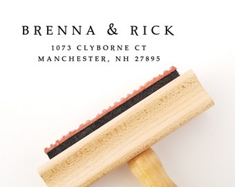 Wedding Return Address Stamp
