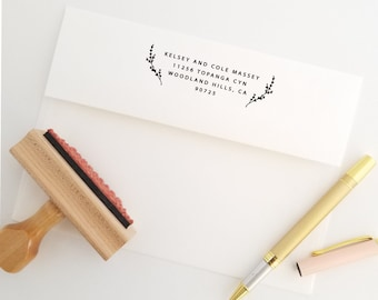 Wedding Address Stamp
