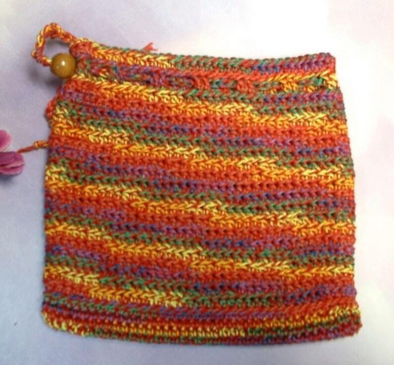 Rainbow Treasure Bag