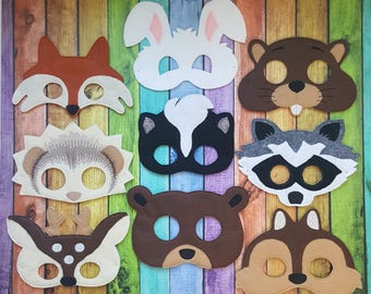 Image result for woodland creature mask