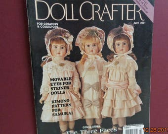 Doll Crafter   April  2001