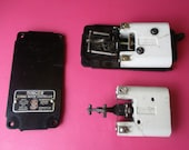 2 Vintage Singer Motor Controllers for Repair Restoration - Motor Controllers for Singers in Bentwood Cases