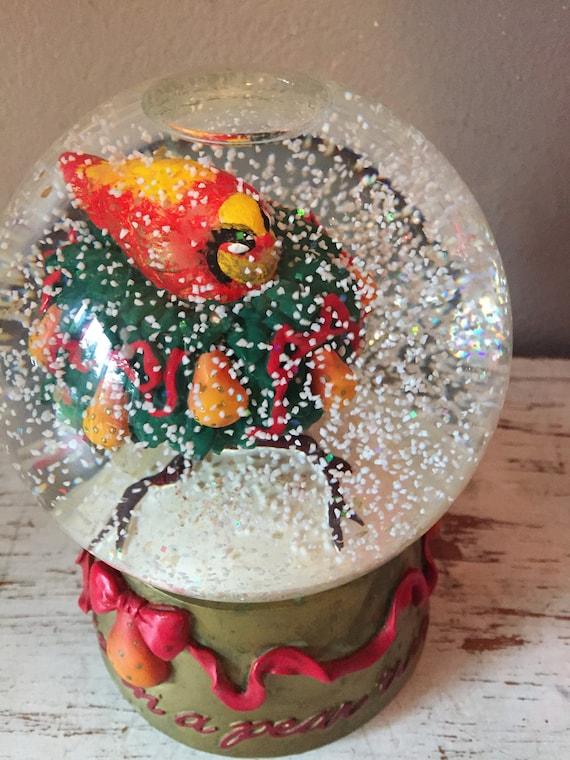 image 0 - Christmas Musical Snow Globes