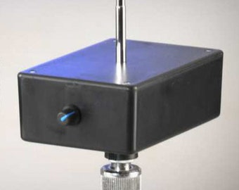 Theremin - Electronic Instrument - GENUINE True Analog Theremin Theramin Thermin