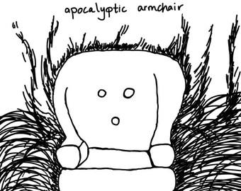 Apocalyptic Armchair