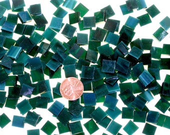 Hunter Green Mosaic Tile