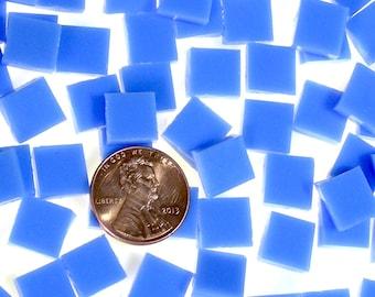 Hydrangea Blue Mosaic Tile