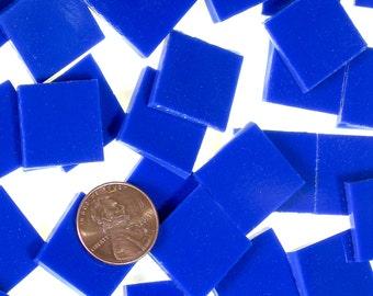 Dark Blue Opal Mosaic Tile
