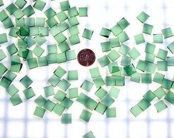 Sea Green Waterglass Tiles Quantity Discount