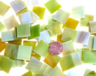 Celery Green Mosaic Tile