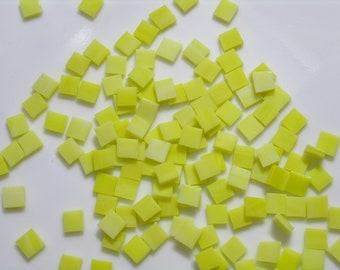 Daffodil Yellow Mosaic Tile