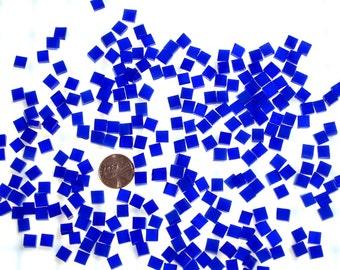 Cobalt Blue Mosaic Tile