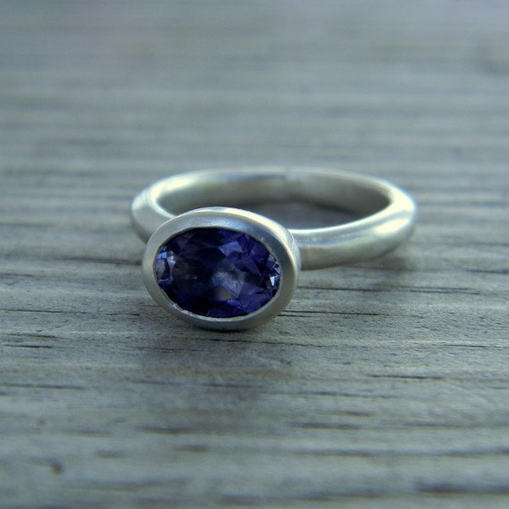 Periwinkle Blue Lolite