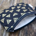 Roller Derby Waterproof Mouth Guard Case Retainer Case Deathly Hallows Made To Order