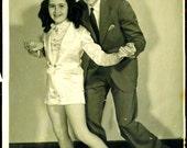 TAP DANCING DUO - Dad and Daughter Photograph